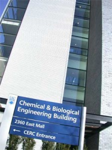 Chemical & Biological Building